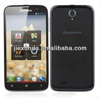 Original Lenovo A850 5.5 inch IPS MTK6582m Quad Core mobile phone 1GB RAM 4GB ROM 5mp Android 4.2 GPS Multi Language White Black