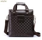 2014 designer leather men bag with pocket bag &leather travel bag from China manufacturer low price