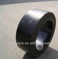 14 sólida de caucho de los neumáticos