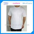 promocional em branco caber dri branco baratos camisetas em massa