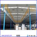 Caliente venta mezzanine loft de plataforma para el almacén fabricante