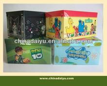 high quality custom printed plastic bento box