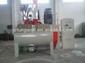 mezclador de plástico de pvc unidad horizontal mezclador