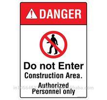 DANGER: Do Not Enter - PS422