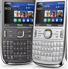 mobile phone smartphone 3 mega pixel camera and bluetooth GPS