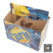 portable 6 pack/bottle beer carrier box