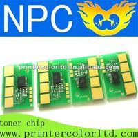 Compatible LA region T650H11L/21L toner cartridge chip for Lexmark T650