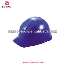 62-200-03 H-type monochrome safety helmet