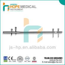 Tíbia bloqueio unhas implantes ortopédicos esperança
