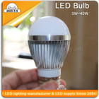 12w led light bulb with e19 base with CE standard