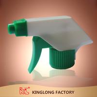 2015 hand High quality Kinlong plastic foamy trigger sprayer 28/400 28/410 28/415