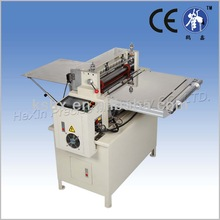 HX-500Y Microcomputer Sheeting machine with adding Y cutting dorection