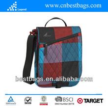 """Fashion 12"""" laptop shopping bag laptop satchel bag"""