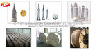 100mm2 aac wasp overhead transmission line conductor