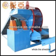 Used Rubber Tire shredder/crusher Machine