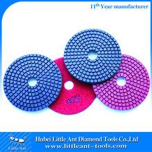 4 Inch Resin Diamond Granite Polishing Pads