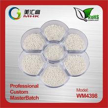 food grade MSDS white color master batch