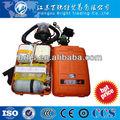 portable pressão positiva de oxigênio breathing apparatus