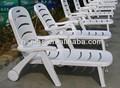 Barata silla de plástico de playa