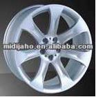 FRONT wheel 20x9.5inch,rear wheel 20x10.5inch alloy wheel