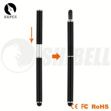 led light touch pen cheap promotional pen desk pen with chain