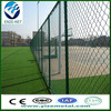 pvc coated thick wire chain link fence (professional manufacturer)