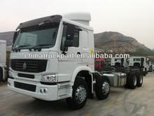 Sinotruk HOWO 8X4 Heavy Duty Truck Cargo Truck Chassis 336hp/371hp