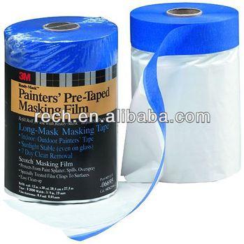 paint masking film