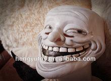 Trollface Problem? Latex meme Troll face mask