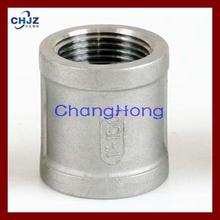 Stainless Steel Female Thread Socket/Coupling Threaded/Socket Welding Union Direct FACTORY/ Manufacturer