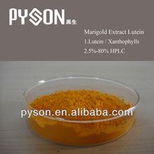 Natural Lutein 10% Marigold P.E./ Marigold Extract