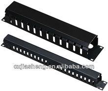 19inch 1 U rack mount cable management