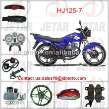 venta de motocicletas repuestos HJ125-7