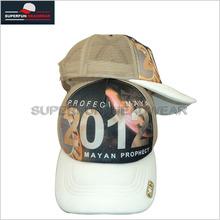 factory supply 100% cotton baby trucker cap