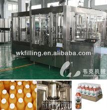 6000BPH RCGF 18-18-6 Automatic mineral Water/fresh juice filing machine