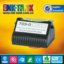769-0 blue post postage meter ink cartridges, post postage meter cartridge for E700/E707/E725/E726/E269/E735/G700 printer