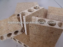 33mm,38mm tubular particle board with competitive price