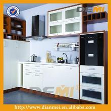The practical Mini modular laminate kitchen design