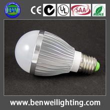epistar 550lm hue e27 120v 5w led bulb