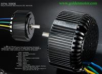 Golf car BLDC motor /Electric Motorcycle&Car Conversion Kit