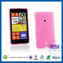 C&T SoftGel rubber gel silicon case for nokia lumia 625