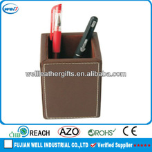 2014 promotional pu pen stand