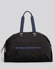 Water-resistant nylon duffel bag/weekender bag