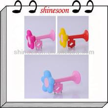 bicycle bell horn, novelty bike horn, plastic horn