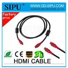 SIPU high quality cable hdmi real cable