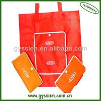 2014 new popular trolley shopping bag vegetable