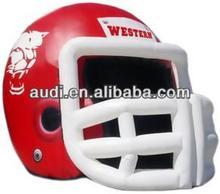 Custom Inflatable Run Through Football Helmets