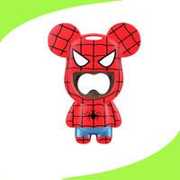 Spiderman fridge magnet/3d funny animal fridge magnet