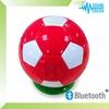 2014 new arrival bluetooth speaker sound crush football speaker promotional bluetooth sound system for smatphones