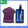 travel bright colored luggage tags